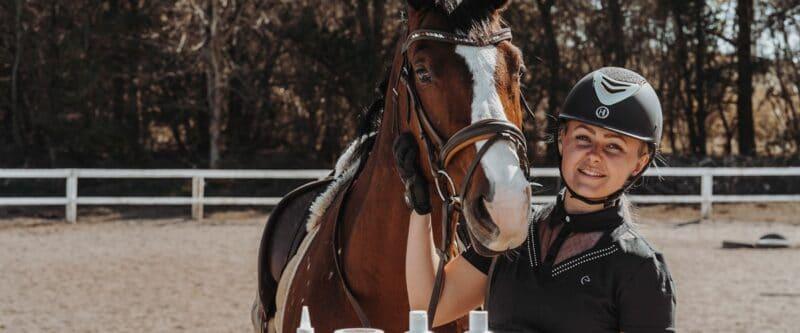 Louise Bonde Veirup, Equus Cura ApS