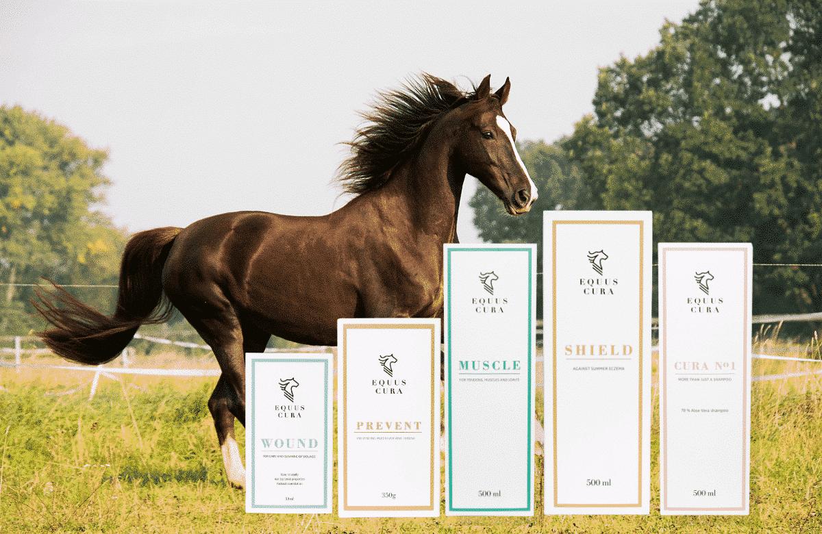 plejeprodukter til heste
