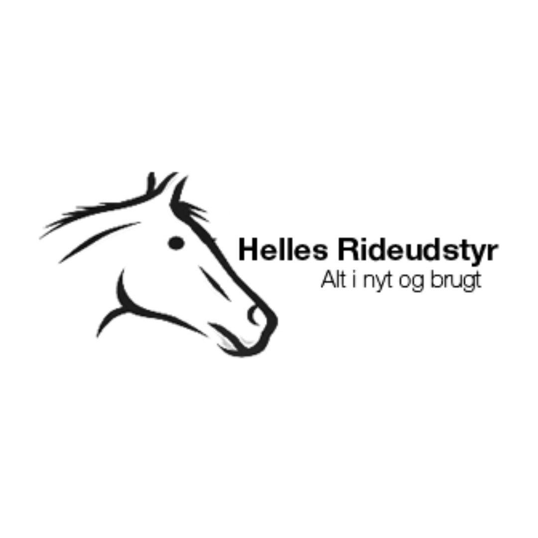 Helles Rideudstyr logo