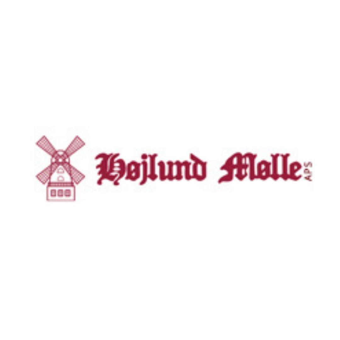Højlund mølle logo