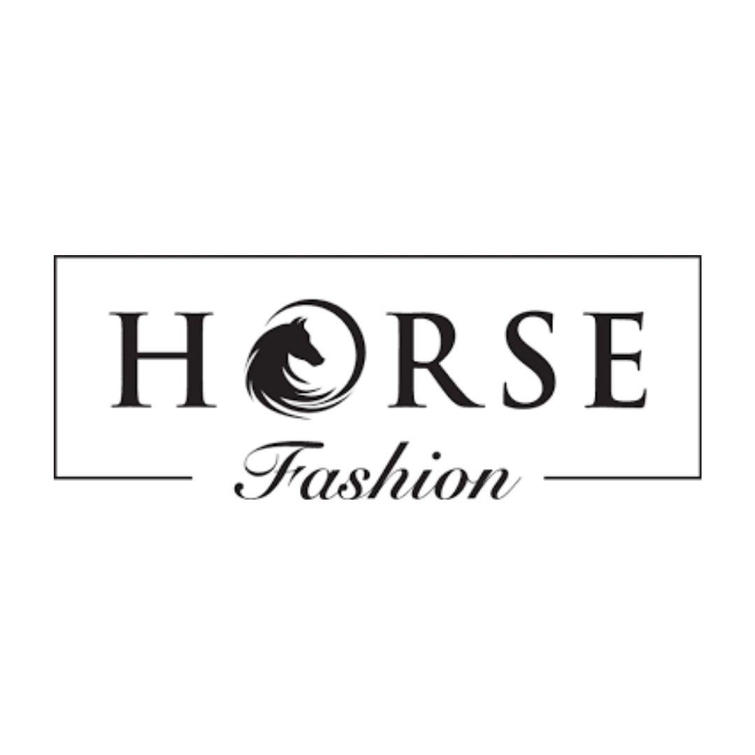 Horse fashion logo