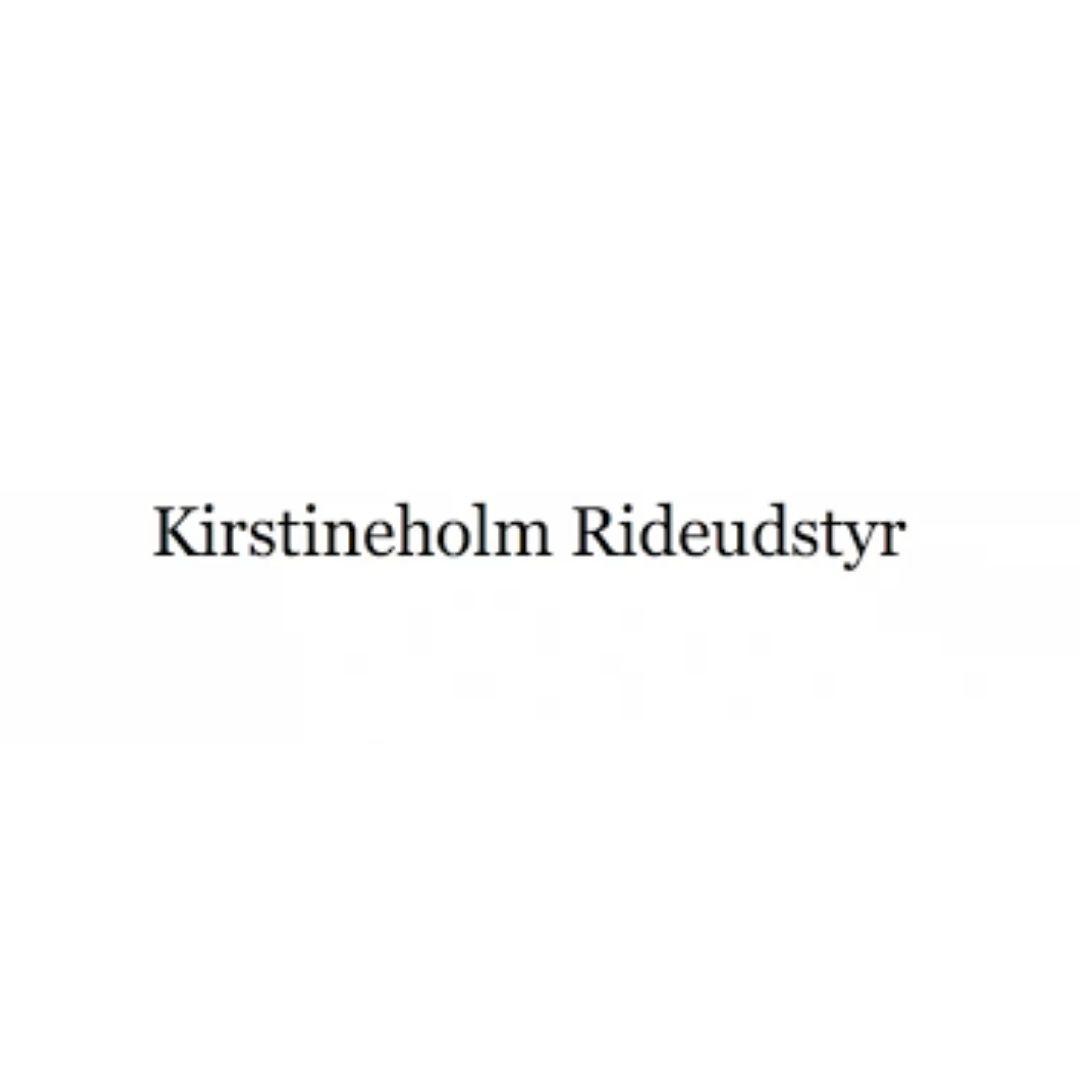 Kirstineholm Rideudstyr logo