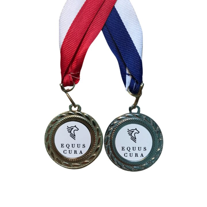 Medaljer Equus Cura